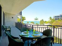 Oceanfront 2BR 2BA Penthouse Condo with view of the Atlantic Ocean