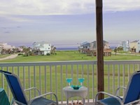 Gulf And Bay Views From This 3 Bedroom 2 Bath Beach House