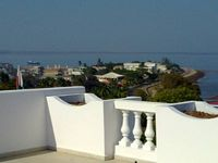 Beautiful villa in a dominant position has a privileged view