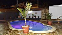 180m2 house with 4 bedrooms 2 bathrooms pool barbecue