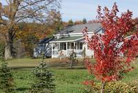 Gilbertsville charmante ferme 125 priv Acres