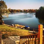 Vacances d t - maison au bord du lac Catskills