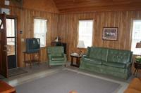 South Carolina Lowcountry rivi re cabine