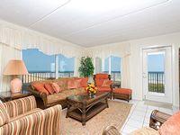 Seville 406 - Beachfront Corner Unit Condo w Wraparound Private Balcony Pool