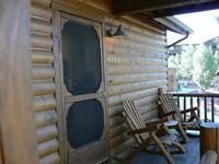 Pine Cone cabine w cour cl tur e pour chiens