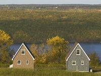 Panoramic view of Seneca Lake and surrounding vineyards Open year round