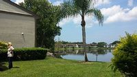 family friendly gated community two pools lake outside back door