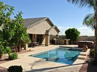 Stunning private backyard Open concept Rancher w many extras 2017 openings