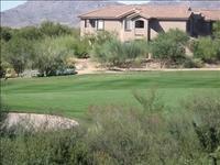Vistoso Resort Casitas 17 green de golf Vistoso Montagne Superbe Coucher de soleil vue