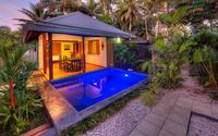Coral cove absolute beach front private villa