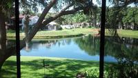 Tarpon bois Condo avec vue sur le lac
