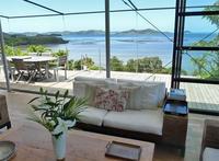 Maison de la baie le r ve d un designer face la lagune