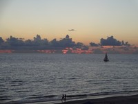 Gulf Front Views Of Beach and Sunsets 30 Day Minimum
