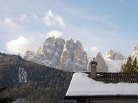 Apartment in the heart of Val di Fassa next to the ski lifts