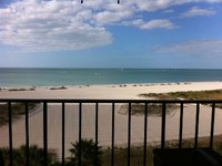 Beachfront Condo On Sand Key NEWLY UPDATED