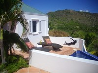 Maison Rose Romantic Private Villa Steps from Beach
