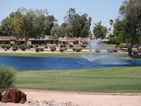 Relax and Unwind While You Golf Relax Take In Beautiful Sun Lakes Arizona