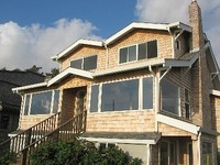 Stately Ocean Front Home in Cannon Beach Oregon
