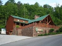 15 mins to Rocky Top 8 mins to LeConte Conv 11 BD 10 5+++BA Nottingham Lodge
