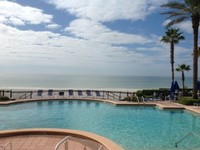 Gorgeous Beach Front Condo At The Most Prestigious Club In The Area