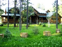 Luxurious Cabin within exclusive Hidden Meadow Ranch