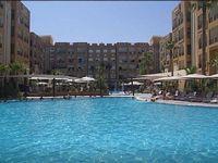 Apartment sea upfront private beach FOLLA Resort