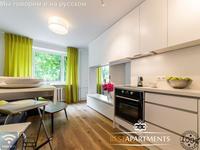Appartement design 1 chambre pour 4