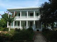 Jardins et maison de Plantation White Hall