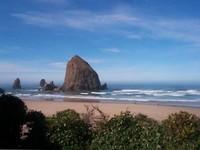 Beautiful Ocean Front Haystack Rock View