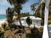Villa in Old Road Antigua Caribbean - Peaceful Location Right On The Beach