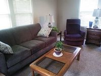Cozy Comfortable One Bedroom Topeka Home