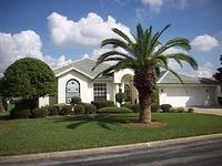 Villa in Weeki Wachee Florida Gulf Coast USA - Set In A Secure Gated Community Close To Tampa Orlando And The Theme Parks