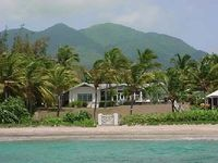 Beachfront Family Compound on the Desirable West Coast of Nevis