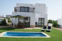 Villa in Dunas Resort Santa Maria Sal Island Cape Verde - Peaceful Location Set On Ponta Preta Beach 3 Bedrooms-sleeps 6