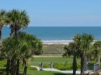 Lovely Single Level Condo on AIP with an impressive view of the Atlantic Ocean