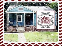 Cowbell Cottage 2 BR Downtown Close to Campus Walk to Campus