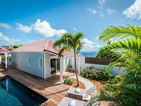 Brand New Contemporary 3 Bedroom Villa In Pointe Milou