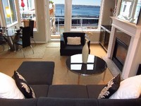 Luxury 2BR Condo in ONLY Waterfront Location Downtown-Steps to Pike Place Market