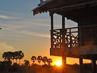 Khmer Village Bungalow Resort Kep