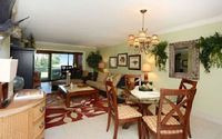 Chinaberry 413 - 2 Bedroom Condo with Private Beach with lounge chairs umbrella provided 2 Pools Fitness Center and Tennis Courts