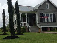 Historic Cajun Home with Great Charm and Modern Amenities