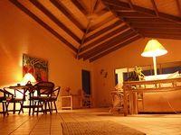Spacious 2 bedroom- oceanfront Villa in Stella Maris