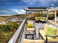 Charming Oceanfront Beachhouse On Amelia Island