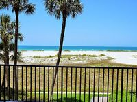 Luxurious Gulf Front Condo Oversized Private Sundeck With Breathtaking Sunsets