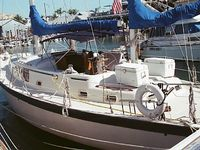 Key West Sailboat Moon Dance 42 ft Irwin Sailboat 2 cabins 2 bathrooms