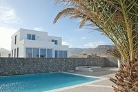 Villa in Calhao Nr Mindelo Cape Verde - Situated on the Quite Undeveloped Beach of Calhao