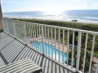 Hamilton 401 3 Bedroom Oceanfront Condo with Pool and Beach Access Sleeps 6