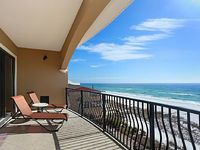 Villa Coyaba 303 four bedroom gulf front beach chair service included pool