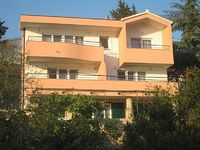 Accommodation facility Apartments Hamdija is located in destination Tisno Tisno island of Murter is a destination in the region North Dalmatia Croatia Distance from the center of town is 300 m Accommodation object has a total of 3 accommodation units If you are travelling as a group Apartments Hamdija can accommodate up to 16 people Distance from the sea is 50 m and the closest beach