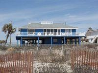 Bermuda Blue - 3 Bedrooms 2 5 Bathrooms Sleeps 10 Beachfront in Bermuda Beach